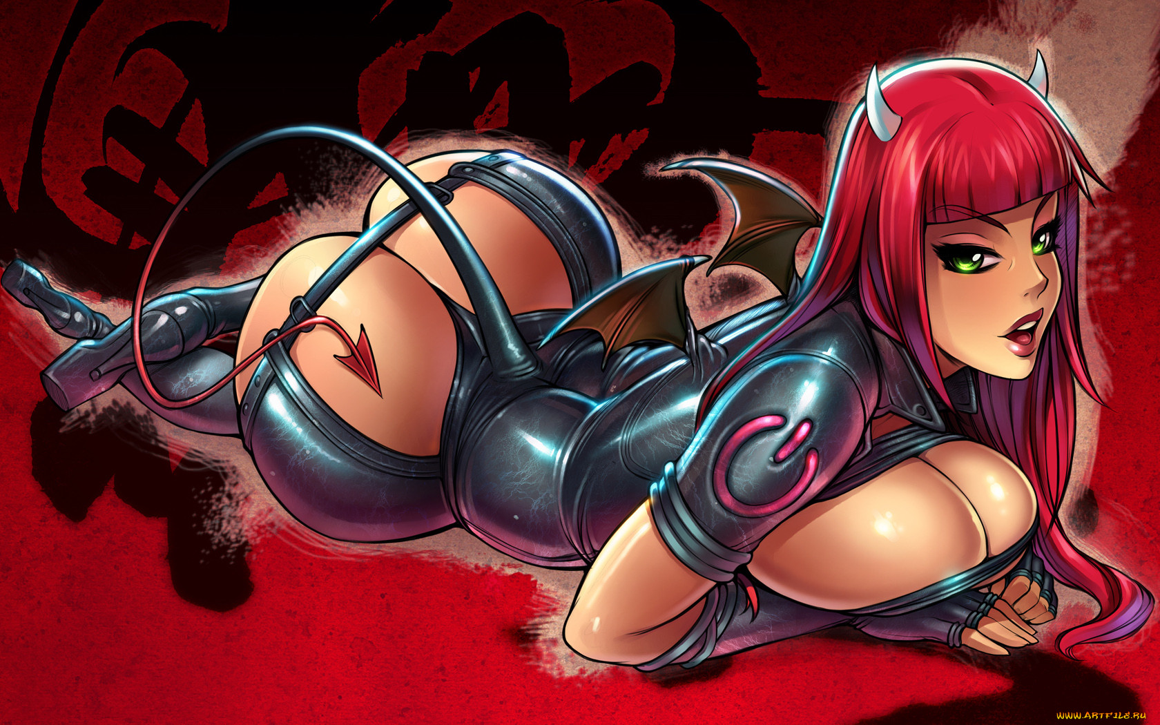 Hot demon girl porn